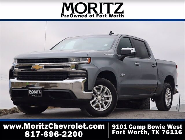 2019 Chevrolet Silverado 1500 LT Fort Worth TX