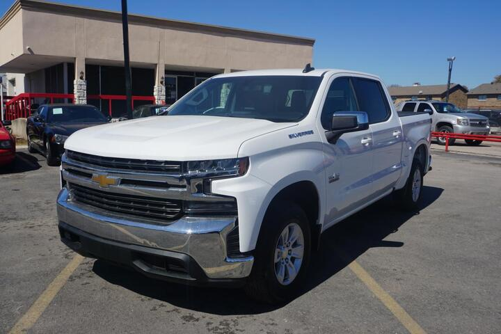 2019 Chevrolet Silverado 1500 LT Dallas TX