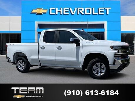 2019_Chevrolet_Silverado 1500_LT_ Goldsboro NC