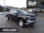 2019 Chevrolet Silverado 1500 LT, No Accidents! Low KM's, BLuetooth, Back-up Camera, Tow Package
