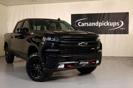 2019 Chevrolet Silverado 1500 LT Trail Boss Dallas TX