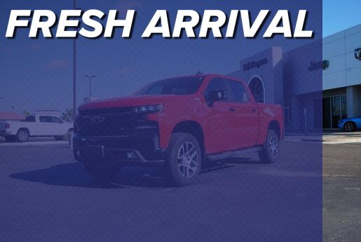 2019 Chevrolet Silverado 1500 LT Trail Boss Brownsville TX