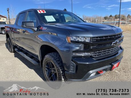 2019 Chevrolet Silverado 1500 LT Trail Boss Elko NV