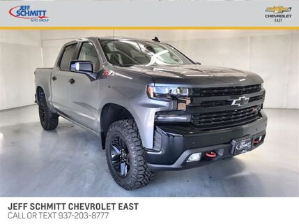 2019_Chevrolet_Silverado 1500_LT Trail Boss_ Dayton area OH