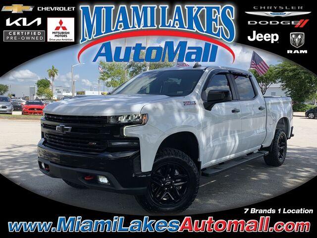 2019 Chevrolet Silverado 1500 LT Trail Boss Miami Lakes FL