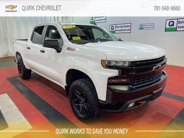2019 Chevrolet Silverado 1500 LT Trail Boss Braintree MA
