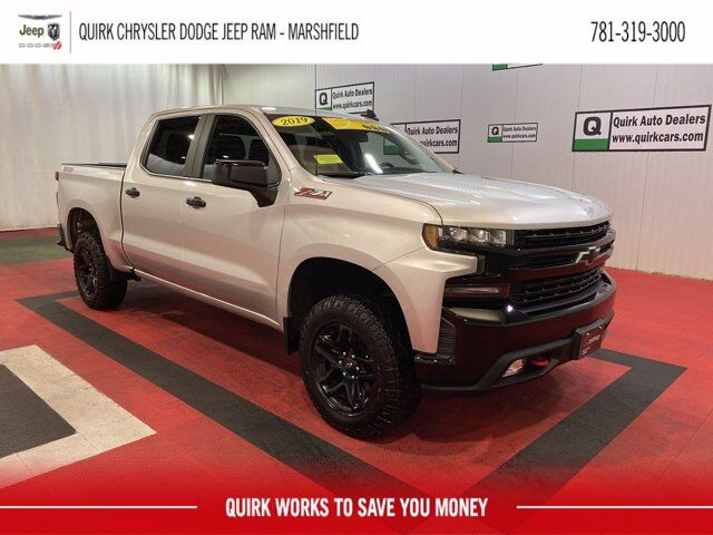 2019 Chevrolet Silverado 1500 LT Trail Boss Marshfield MA