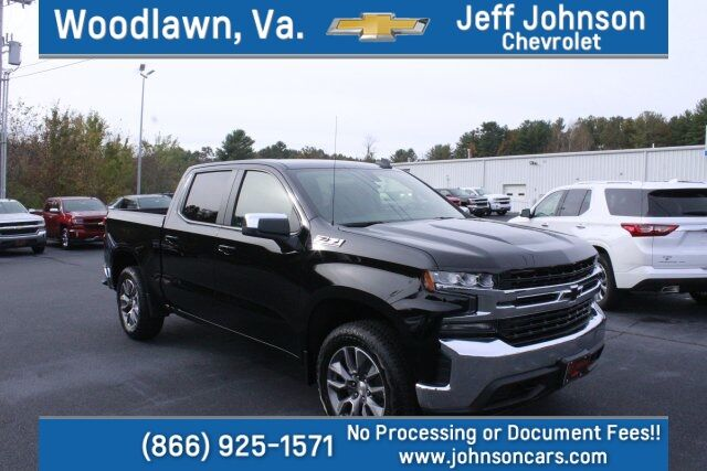 2019 Chevrolet Silverado 1500 LT Woodlawn VA