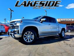 2019_Chevrolet_Silverado 1500_LTZ Crew Cab 4WD_ Colorado Springs CO