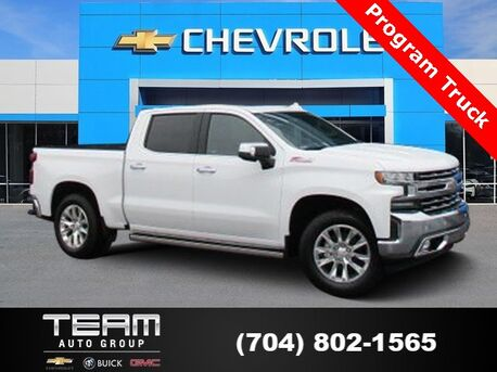 2019_Chevrolet_Silverado 1500_LTZ_ Goldsboro NC