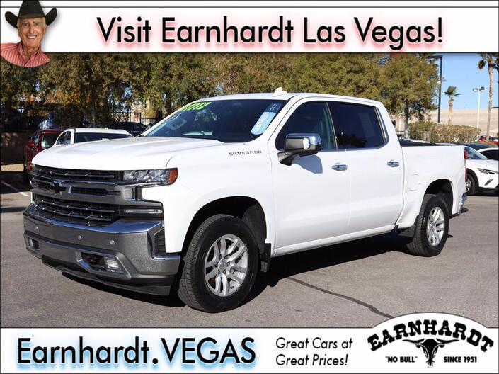2019 Chevrolet Silverado 1500 LTZ Las Vegas NV