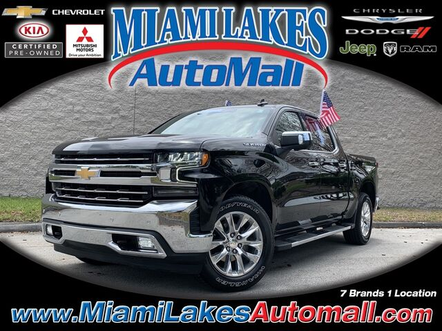 2019 Chevrolet Silverado 1500 LTZ Miami Lakes FL
