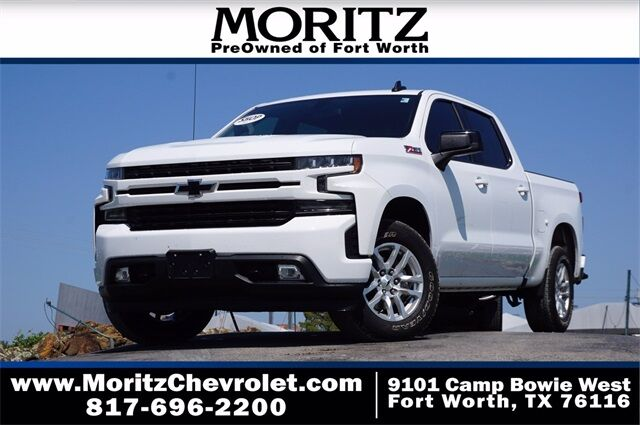 2019 Chevrolet Silverado 1500 RST Fort Worth TX