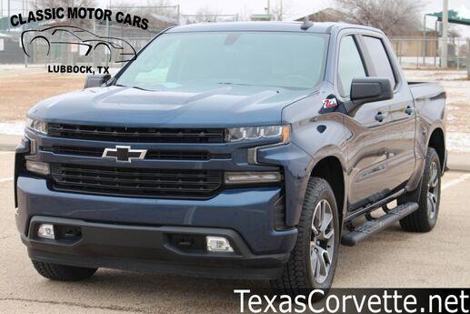 2019 Chevrolet Silverado 1500 RST Lubbock TX