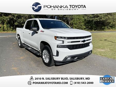 2019_Chevrolet_Silverado 1500_RST_ Salisbury MD
