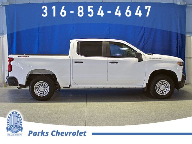 2019 Chevrolet Silverado 1500 WT Wichita KS