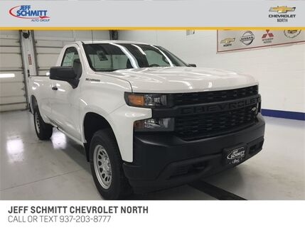2019_Chevrolet_Silverado 1500_WT_ Dayton area OH