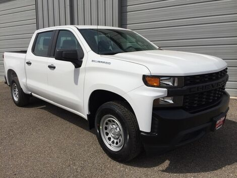 2019_Chevrolet_Silverado 1500_WT_ McAllen TX
