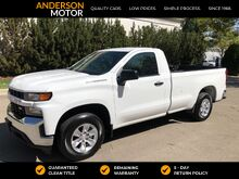 2019_Chevrolet_Silverado 1500_Work Truck Long Box 2WD_ Salt Lake City UT