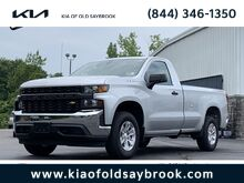 2019_Chevrolet_Silverado 1500_Work Truck_ Old Saybrook CT