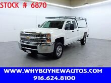 2019_Chevrolet_Silverado 2500HD_~ 4x4 ~ Double Cab ~ Only 79K Miles!_ Rocklin CA