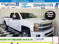 2019 Chevrolet Silverado 2500HD * HIGH COUNTRY 4x4 * SUNROOF * NAV * REMOTE START * Portage La Prairie MB