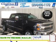 2019 Chevrolet Silverado 2500HD * LTZ CREW CAB 4x4 * SUNROOF * HEATED & COOLED SEATS * Portage La Prairie MB