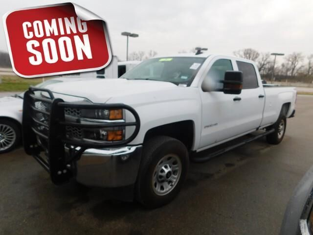 2019 Chevrolet Silverado 2500HD 4WD Crew Cab 153.7 Work Truck Manhattan KS