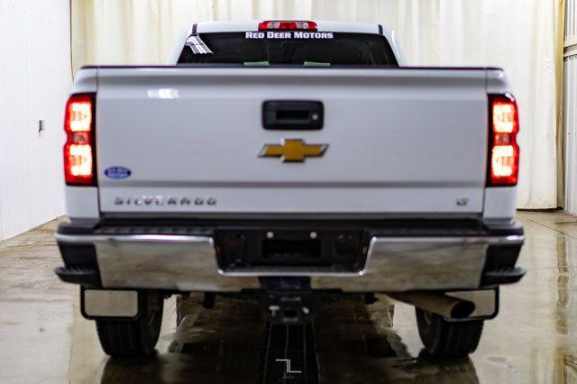 2019 Chevrolet Silverado 2500HD 4x4 Double Cab LT BCam Red Deer AB