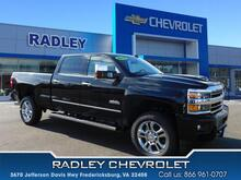 2019_Chevrolet_Silverado 2500HD_High Country_ Fredericksburg VA