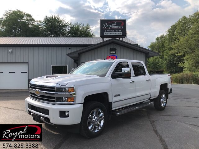 2500Hd High Country >> 2019 Chevrolet Silverado 2500hd High Country
