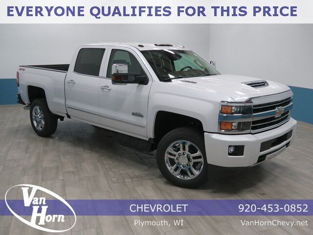 2019 Chevrolet Silverado 2500HD High Country Plymouth WI