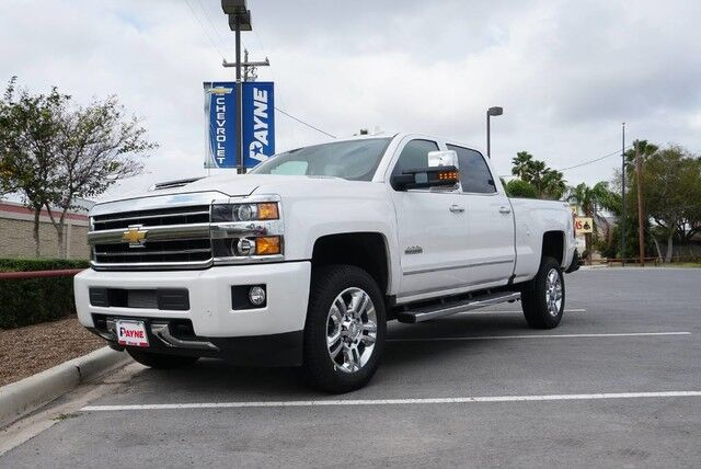 2019 Chevrolet Silverado 2500HD High Country Weslaco TX