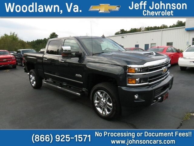 2019 Chevrolet Silverado 2500HD High Country Woodlawn VA
