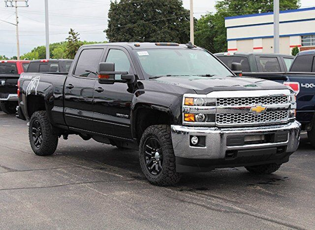 2019 Chevrolet Silverado 2500HD LT Green Bay WI