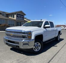 2019_Chevrolet_Silverado 2500HD_LT_ Yakima WA