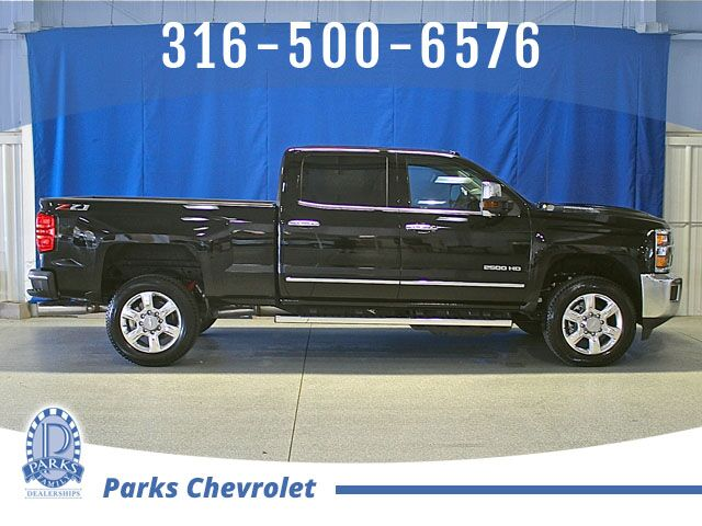 2019 Chevrolet Silverado 2500HD LTZ Wichita KS