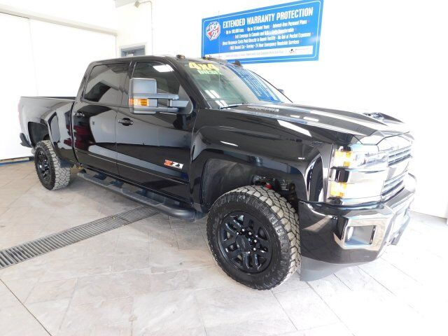 2019 Chevrolet Silverado 2500HD LTZ *DIESEL* LEATHER SUNROOF Listowel ON