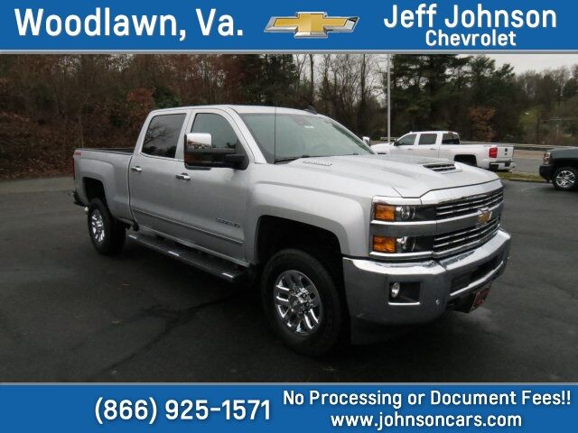 2019 Chevrolet Silverado 2500HD LTZ Woodlawn VA