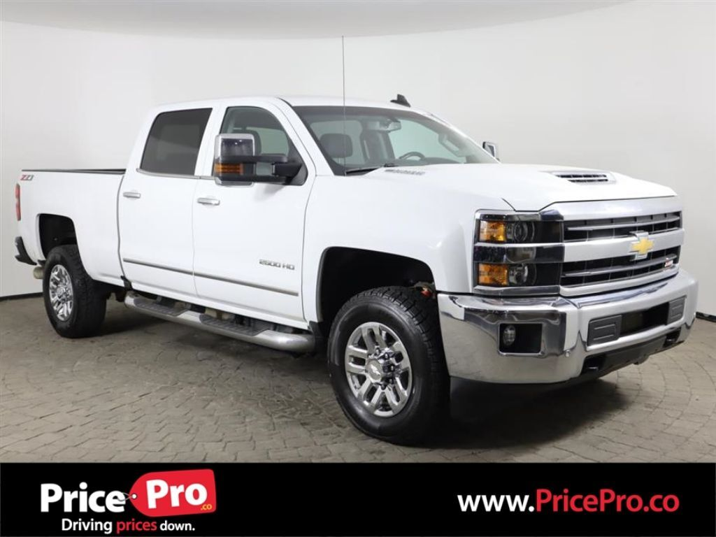 2019 Chevrolet Silverado 2500HD LTZ Z71 Crew Cab 4WD Diesel w/Nav/Heated Leather Maumee OH