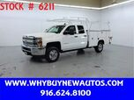 2019 Chevrolet Silverado 2500HD Utility ~ Double Cab ~ Only 10K Miles!