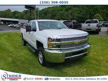 2019_Chevrolet_Silverado 2500HD_Work Truck_ Asheboro NC