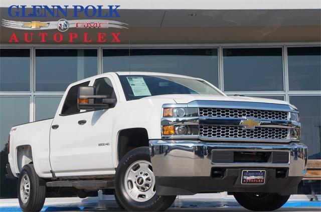 2019 Chevrolet Silverado 2500HD Work Truck Gainesville TX