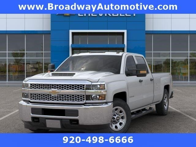 2019 Chevrolet Silverado 2500HD Work Truck Green Bay WI