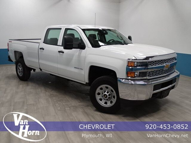 2019 Chevrolet Silverado 2500HD Work Truck Plymouth WI