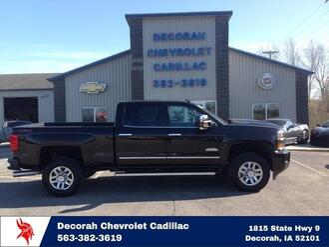Chevrolet Silverado 3500HD CC High Country 2019