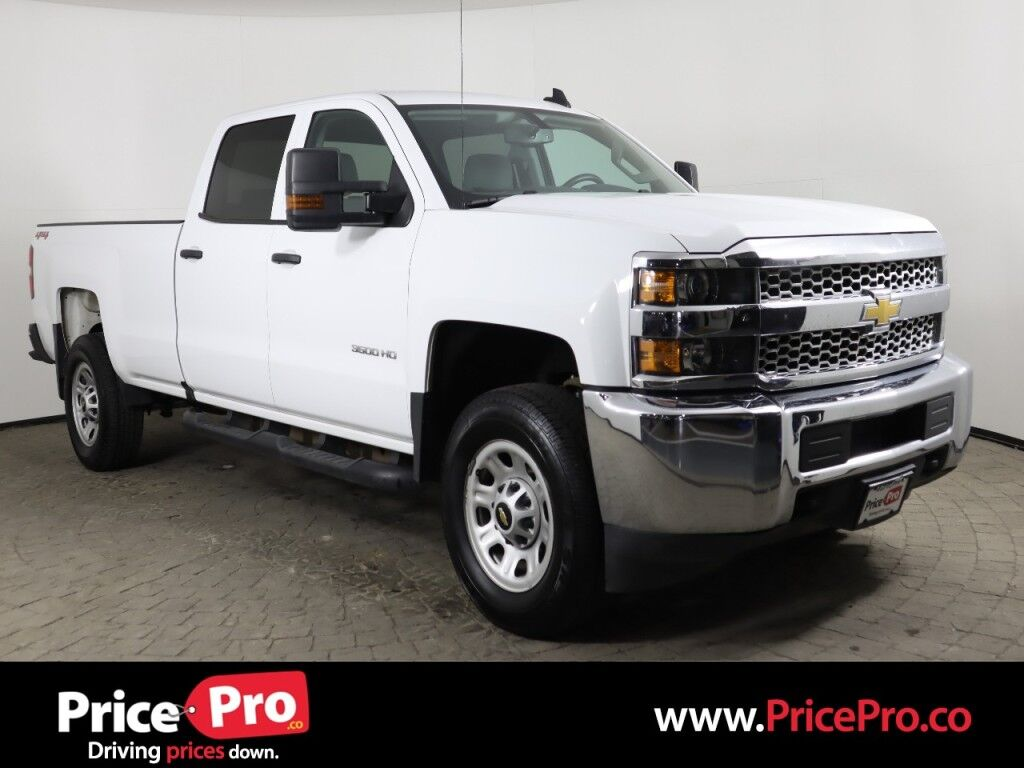 2019 Chevrolet Silverado 3500HD Crew Cab 4WD Long Bed Maumee OH