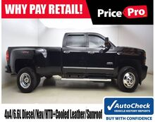 2019_Chevrolet_Silverado 3500HD DRW_High Country 4WD Crew Cab Diesel Nav/Sunroof_ Maumee OH