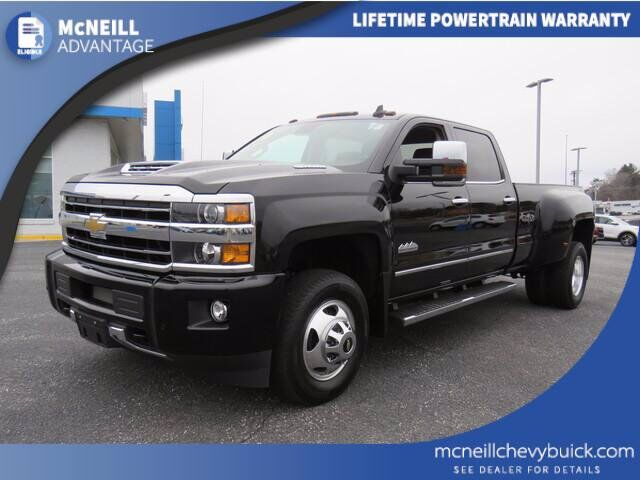 2019 Chevrolet Silverado 3500HD High Country High Point NC