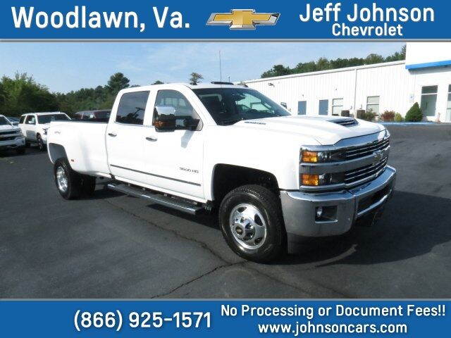 2019 Chevrolet Silverado 3500HD LTZ Woodlawn VA